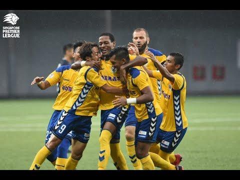 2018 Singapore Premier League: Tampines Rovers FC 3-1 Geylang International FC
