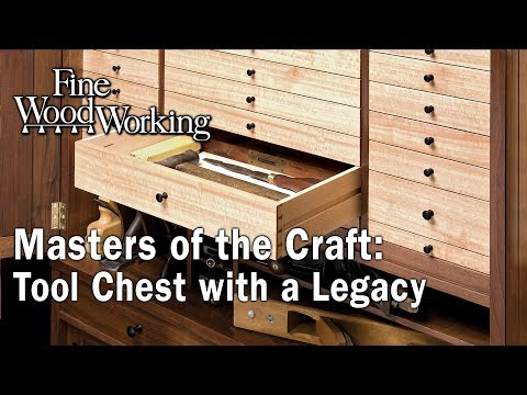 Masters of the Craft - Trevor Hadden