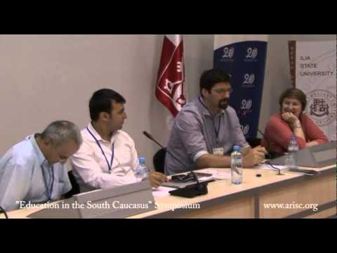 Discussion: Promising Directions in Education in the South Caucasus