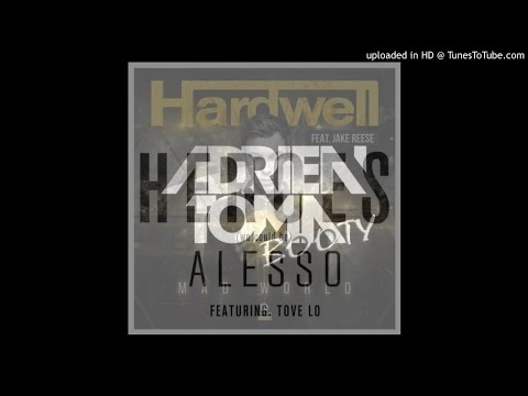 Alesso Vs Hardwell - Heroes Vs Mad World (Adrien Toma 2k16 Booty)
