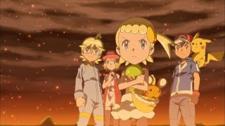 Pokémon the Series: XYZ Season Trailer