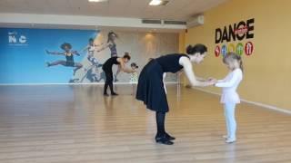 Урок балета в Dance station. Итоговое занятие.