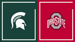 First Half Highlights: Ohio State at Michigan State   Big Ten Football
