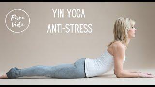 YIN YOGA ANTI STRESS