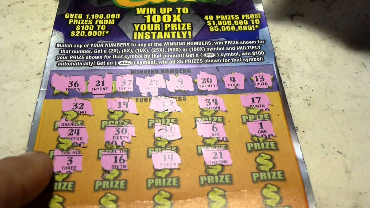 how to win on scratch tickets