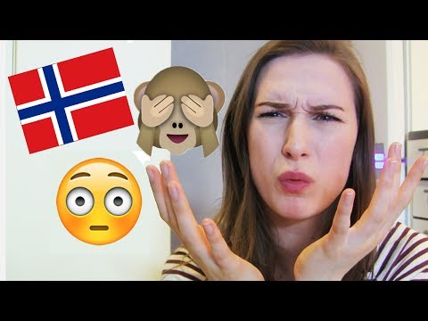 Weird things Norwegians do that you need to know!
