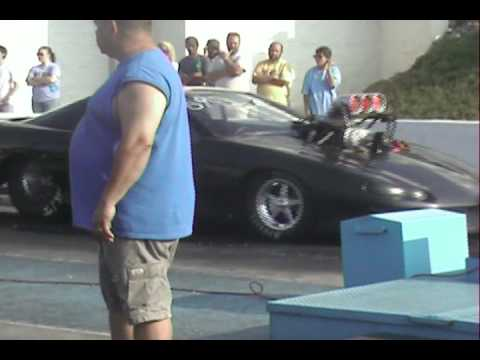 Blown camaro 2 at shelor motor mile dragway youtube for Shelor motor mile com