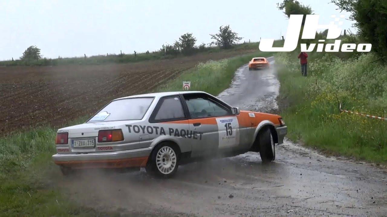 - Toyota Corolla AE86 Mistake | Historic Rallye Festival 2014