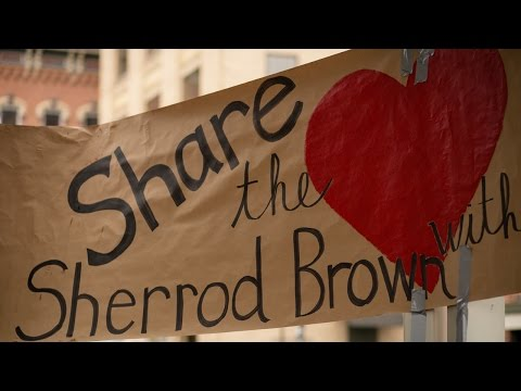 Share The Love With Sherrod Brown