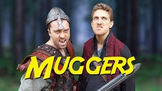 Muggers - Epic NPC Man   Viva La Dirt League (VLDL)