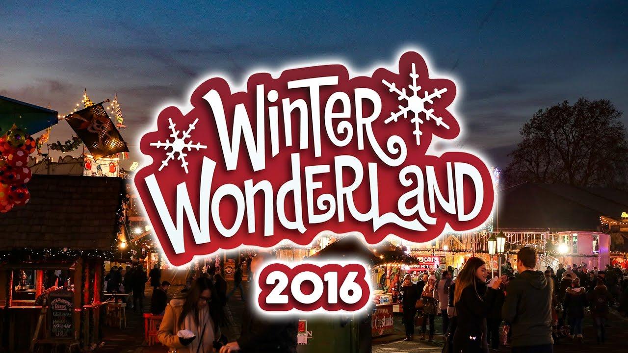 WINTER WONDERLAND HYDE PARK LONDON YouTube - Winter wonderland london map 2016