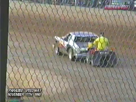 Paradise Speedway - November 11th, 1990
