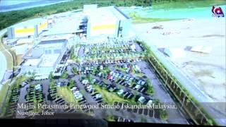 Majlis Perasmian Pinewood Studio Iskandar Malaysia Johor