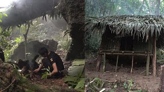 180 Days of Survival in the Tropical Rainforest (Sumatra)