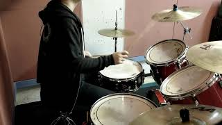 【叩いてみた】9999-ロザーナ / THE YELLOW MONKEY Drums cover.