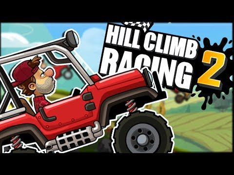 BEST FREE RACING GAME EVER!   Hill Climb Racing 2