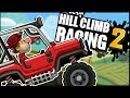 BEST FREE RACING GAME EVER! | Hill Climb Racing 2