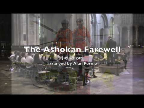 The Ashokan Farewell - Massed Brass Band Concert in Ely Cathedral, July 2013
