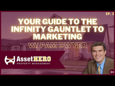 Your Guide to the Infinity Gauntlet to Marketing w/ Pam Dwyer - Episode 3
