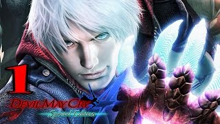 Devil May Cry 4 Special Edition - Capitulo 1 en Español: Devil Bringer