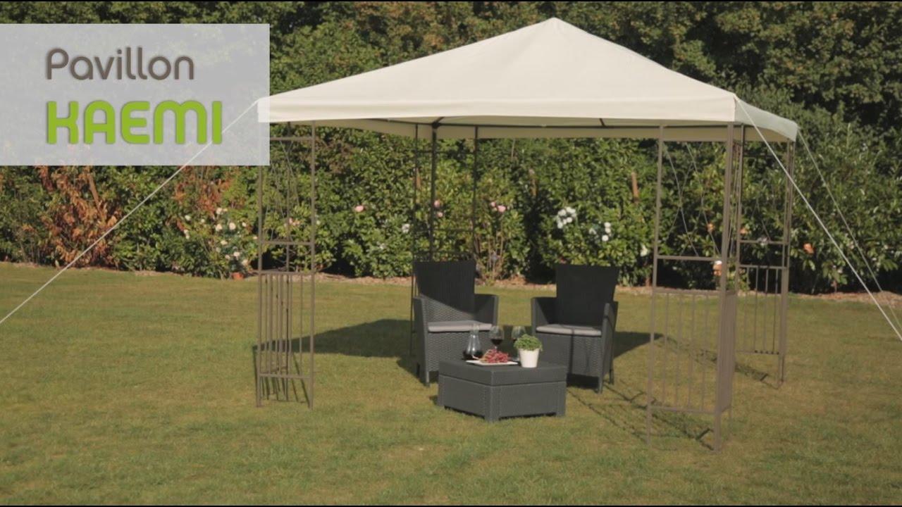 tepro pavillon kaemi youtube. Black Bedroom Furniture Sets. Home Design Ideas