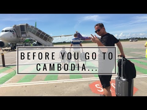 WHAT NO ONE TELLS YOU ABOUT CAMBODIA 🇰🇭✈️