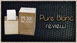 Karen Low - Pure Blanc | Fragrance Review