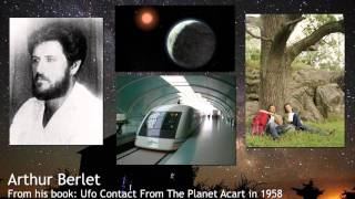 Arthur Berlet ET Contact From The planet Acart 5of6