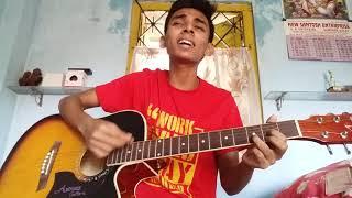 Ami Ajkal Bhalo Achi । আমি আজকাল ভালো আছি । Anupam Roy । Guitar Cover ...
