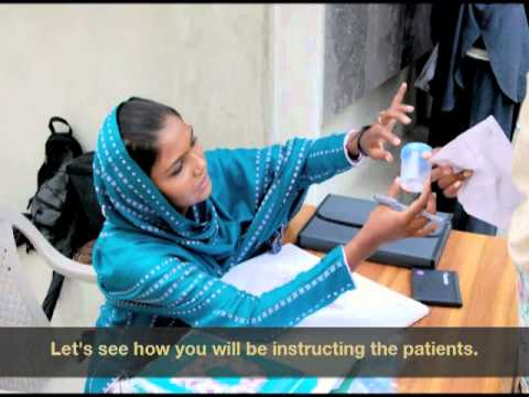 Health Worker Video - TB Diagnosis (Bangladesh)