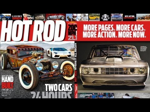 HOT ROD Magazine: Past, Present & Future - HOT ROD Unlimited Episode 12
