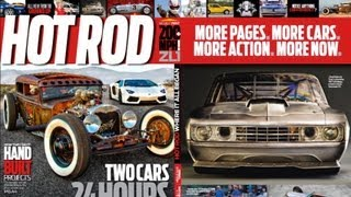 HOT ROD Magazine: Past, Present & Future - HOT ROD Unlimited Episode 12