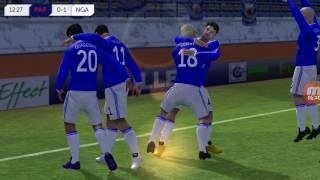 Dream league soccer 14-15😢 (S2)moi vs paris (tour 2)