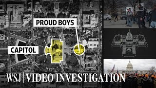 Video Investigation: Proud Boys Were Key Instigators in Capitol Riot | WSJ