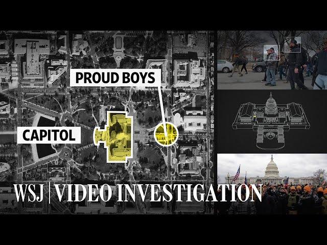 Video Investigation: Proud Boys Were Key Instigators in Capitol Riot | WSJ