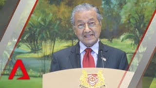 Malaysia and Singapore 'like twins', PM Mahathir Mohamad says | Full speech
