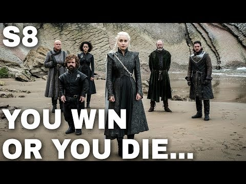 The Fate of Every Game of Thrones Character!  Game of Thrones Season 8 End Game Theories