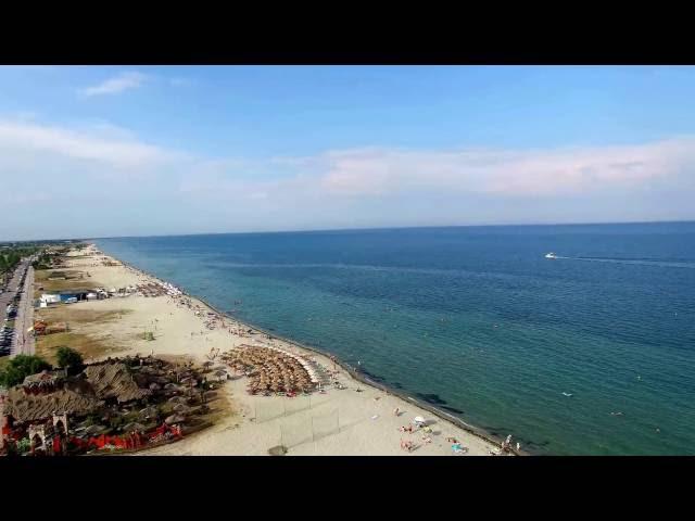 Greece Paralia Katerini Beach 2.7.2016 Παραλία Κατερίνης DJI 3 Phantom 3 Professional Holidays