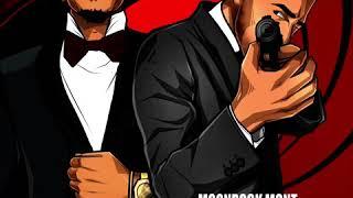 Black James Bond feat. King Los - Moonrock Mont