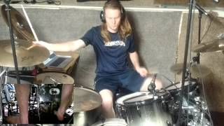 Mr Scary Drum Cover