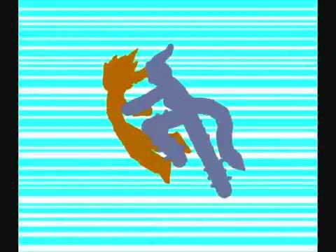Dragon Ball Z Stick Figure Fight Youtube