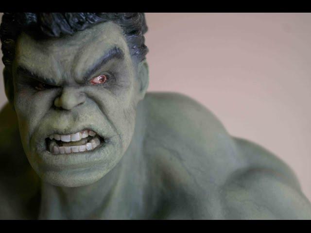 Hulk impresión 3D