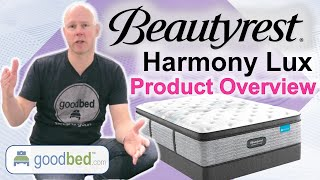 beautyrest harmony lux mattresses 2021 explained by goodbed com