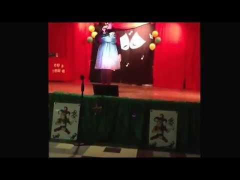 Santa Lucia School 2014 Kids Kabaret