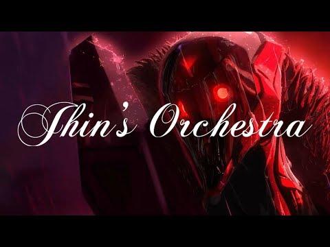 PROJECT: Jhin   login screen theme Mix