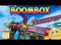 UNLOCKING the BOOMBOX MASTERCRAFT! RAREST MASTERCRAFT in BO4!? SG12 BOOMBOX GAMEPLAY!