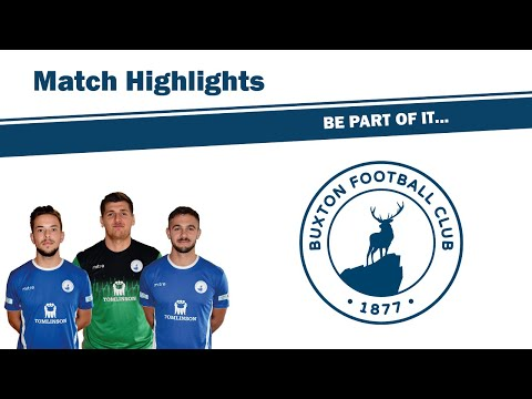 Buxton FC United Goals And Highlights