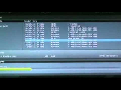 Asus F1A75-M BUpdater Drivers