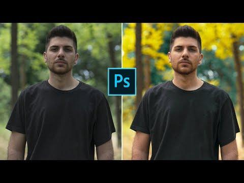 Color Grading Da URLO In Photoshop CC - Tutorial Per Ottenere Colori Brillanti
