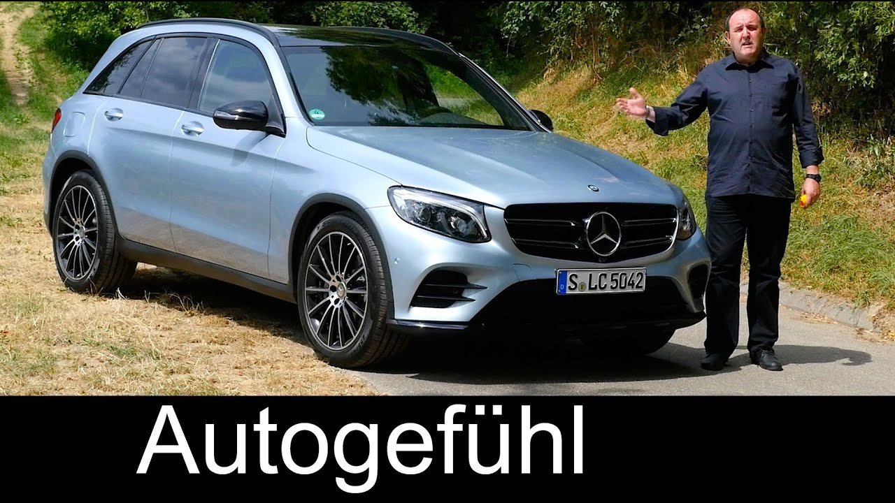 all new mercedes glc full review test driven glc 250. Black Bedroom Furniture Sets. Home Design Ideas